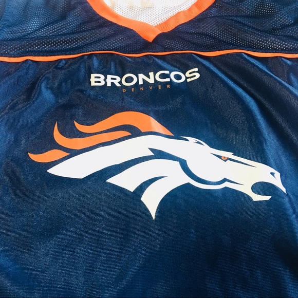 bad1de0d NFL Shirts & Tops | Euc Denver Broncos Reversible Kids Jersey | Poshmark